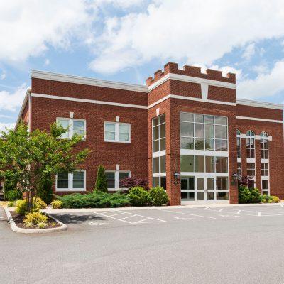 Liberty Baptist Church Multi-Purpose Building