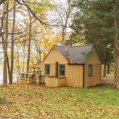 Staunton River State Park Cabins