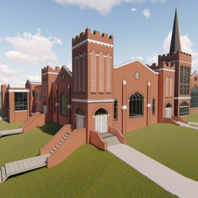Liberty Baptist Church Master Plan